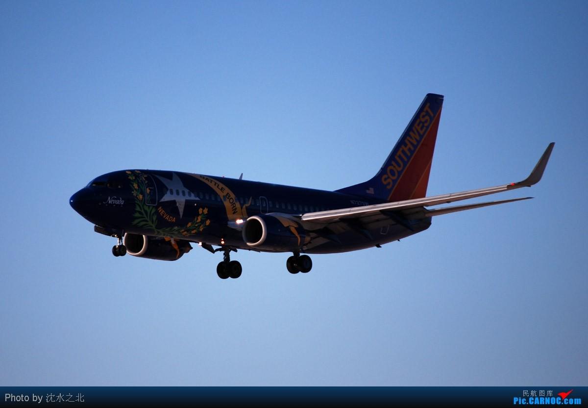 Re:[原创]////////六月份的杂七杂八/US Navy TW-2/商务机等等//////// BOEING 737-7H4 N727SW LAS
