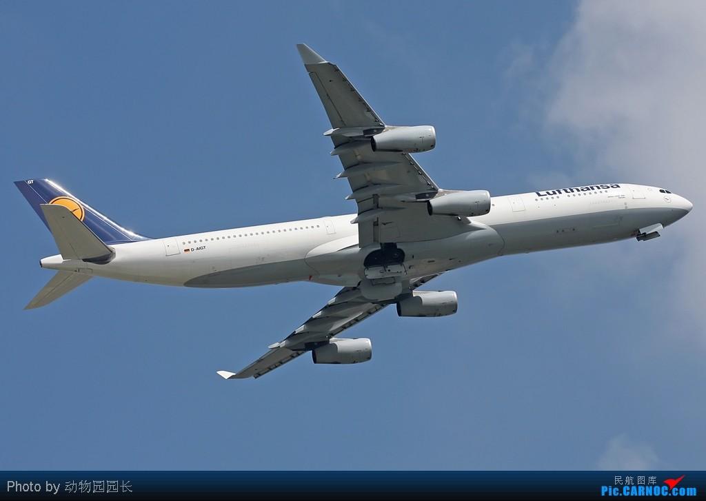 Re:[原创][CASG]★★★很喜欢四发的大家伙,可惜俺们这里太少了!——好天气下的几张大小飞机!★★★ AIRBUS A340-300 D-AIGT 中国沈阳桃仙机场