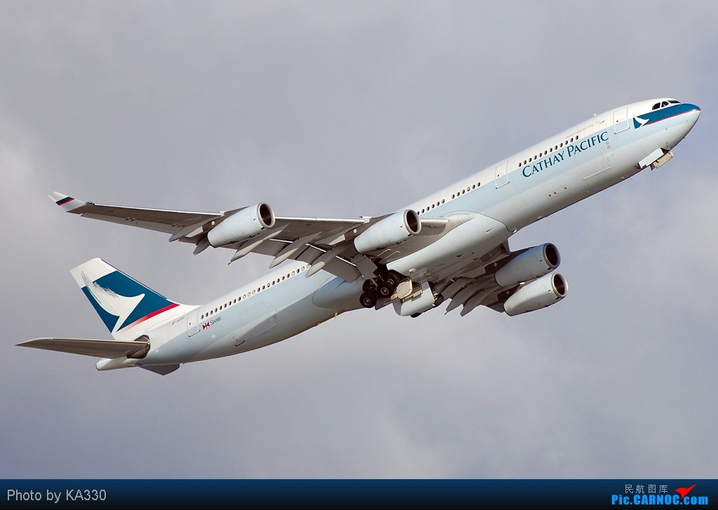 Re:[原创]【HKG】此等好天怎能不拍.... A340-313X B-HXC 中国香港赤鱲角国际机场