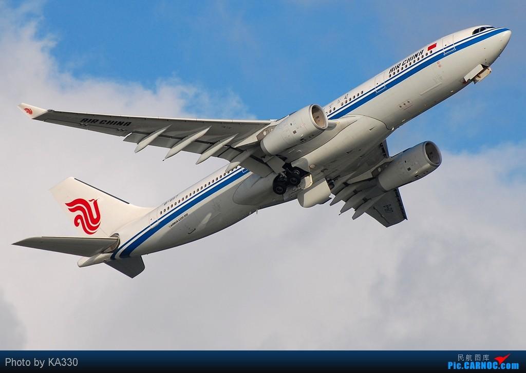 Re:[原创]【HKG】此等好天怎能不拍.... AIRBUS A330-200 B-6117 中国香港赤鱲角国际机场