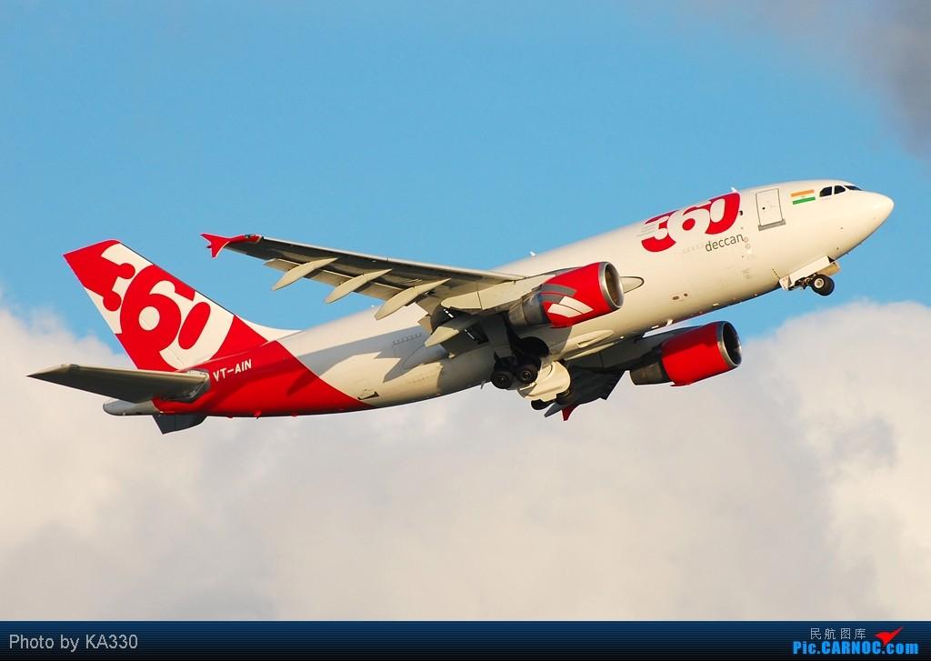 Re:[原创]【HKG】此等好天怎能不拍.... AIRBUS A310-324(F) VT-AIN 中国香港赤鱲角国际机场