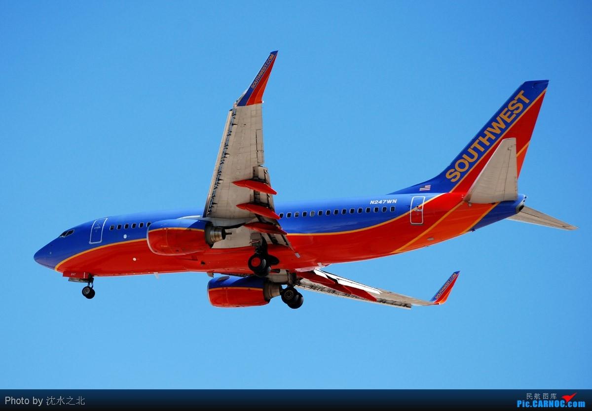 Re:[原创][辽宁飞友会]////////六月份的杂七杂八/US Navy TW-2/商务机等等////////更新中----- BOEING 737-7H4 N247WN LAS