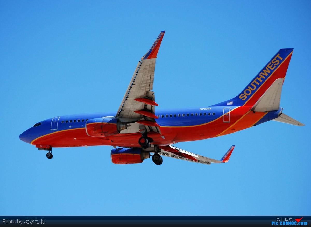 Re:[原创][辽宁飞友会]////////六月份的杂七杂八/US Navy TW-2/商务机等等////////更新中----- BOEING 737-7H4 N701GS LAS