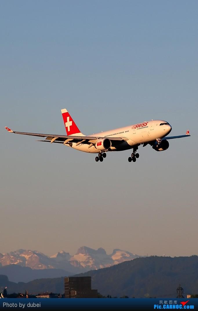 Re:[原创][EASU]把这两个月的东西拿出来晒晒。 AIRBUS A340-300 HB-IHJ Switzerland ZURICH