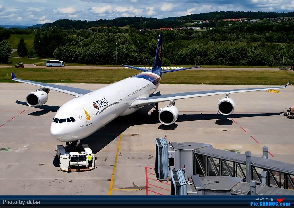 Re:[原创][EASU]把这两个月的东西拿出来晒晒。 AIRBUS A340-600 HS-TND Switzerland ZURICH