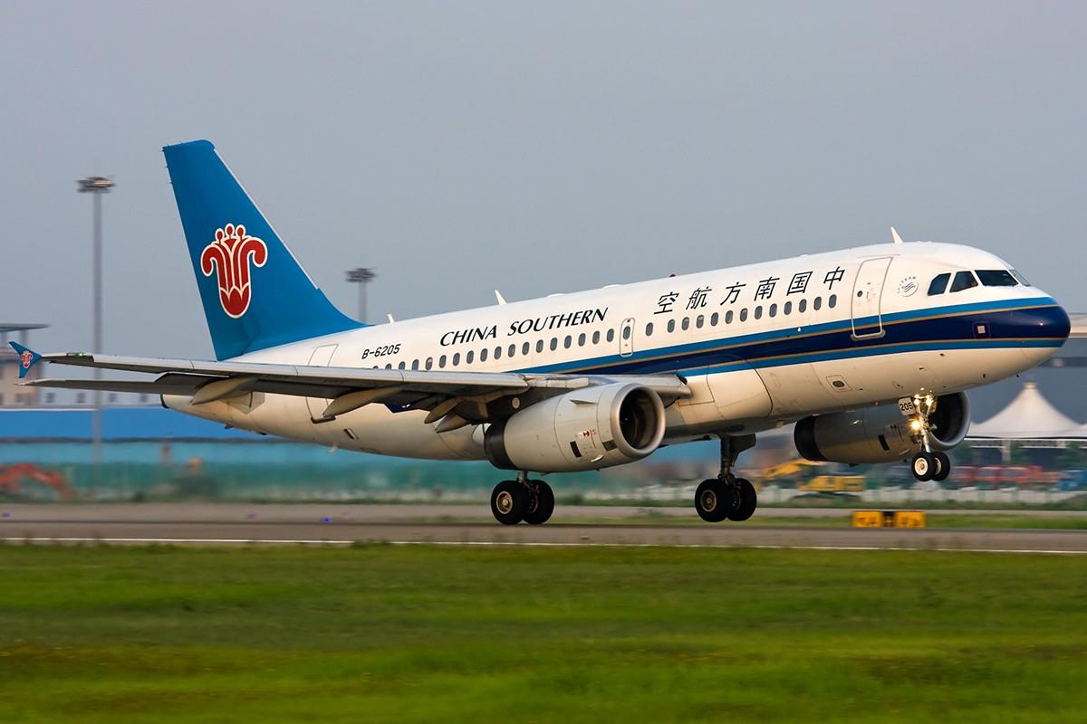 Re:【NKG】718--37度--拍飞机好辛苦! AIRBUS A319-100 B-6205 中国南京禄口机场