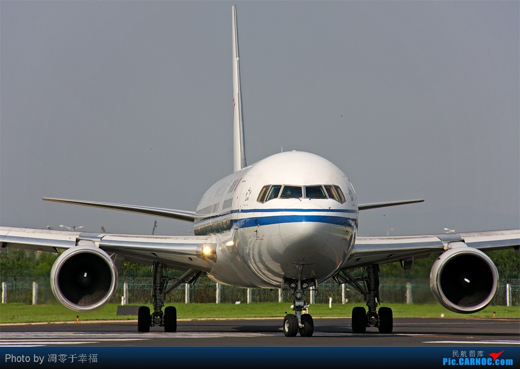 Re:[原创]PEK西道--胖鹰走后云开雾散(出场不分先后) BOEING 767-300 B-2557 中国北京首都机场