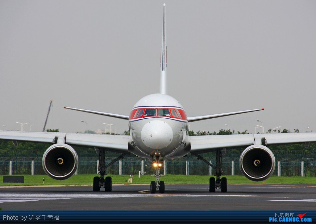 Re:[原创]PEK西道--胖鹰走后云开雾散(出场不分先后) TUPOLEV TU-204 P-632 中国北京首都机场
