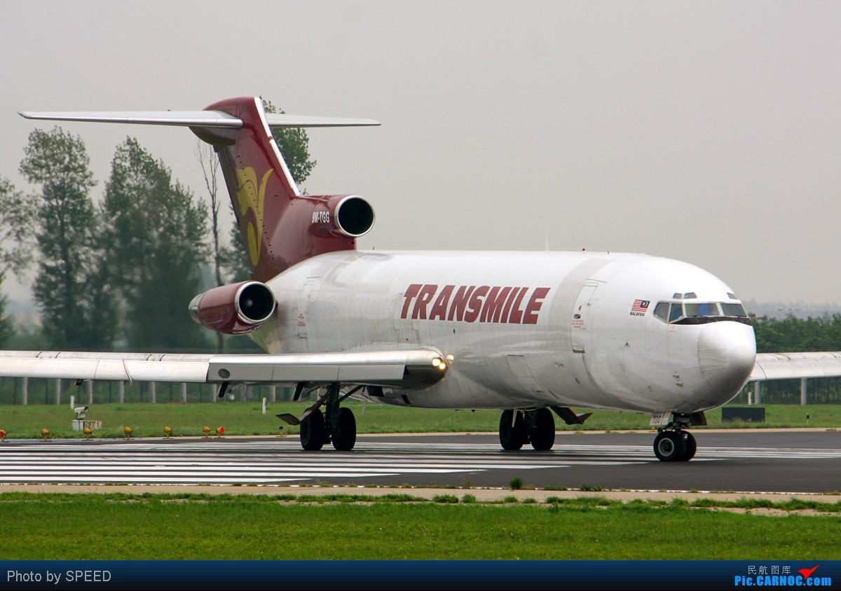 Re:[原创]今天7.27,就发个727吧 BOEING 727-200 9M-TGG 中国北京首都机场