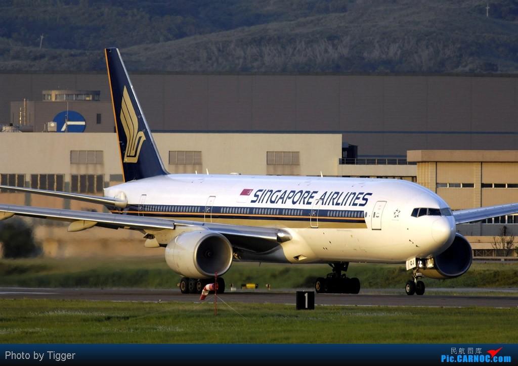 [原创]【台北飛友會】桃園機場 BOEING 777-212ER 9M-SQJ RCTP
