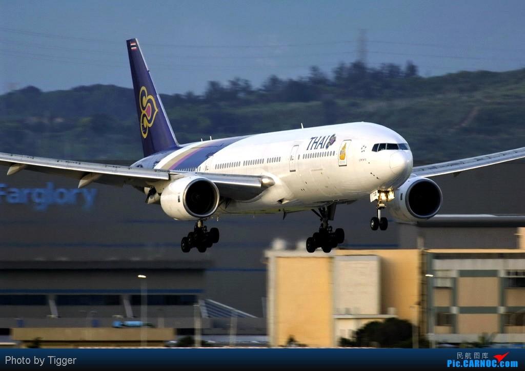 Re:[原创]【台北飛友會】桃園機場 BOEING 777-2D7 HS-TJD RCTP