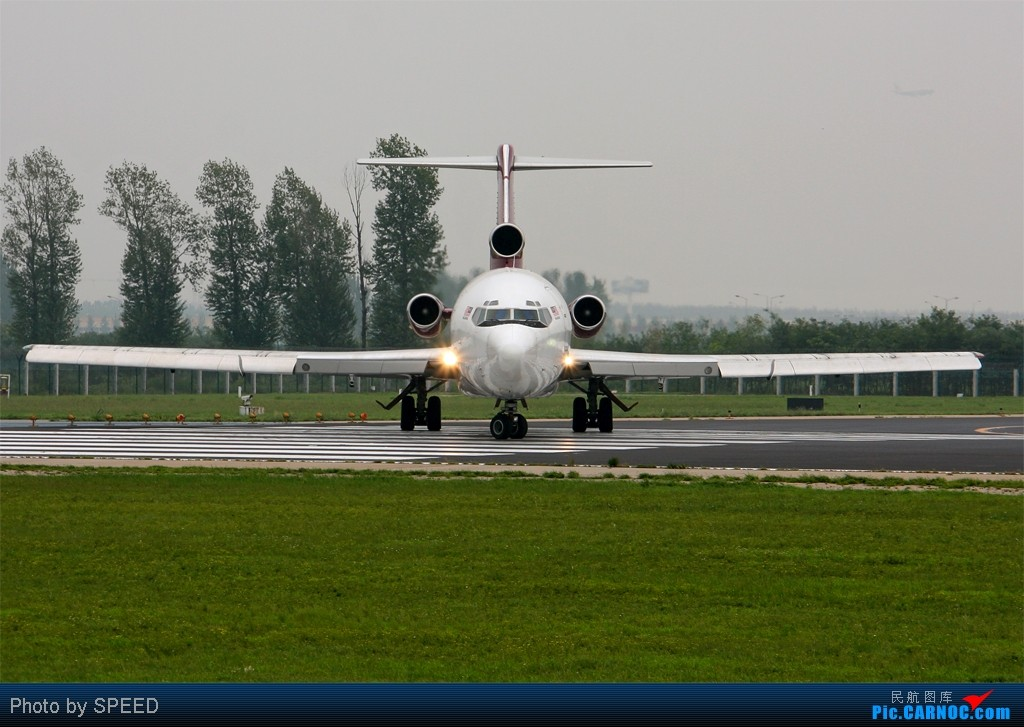 [原创]18R-波音系列全大头 BOEING 727-247 9M-TGG 中国北京首都机场