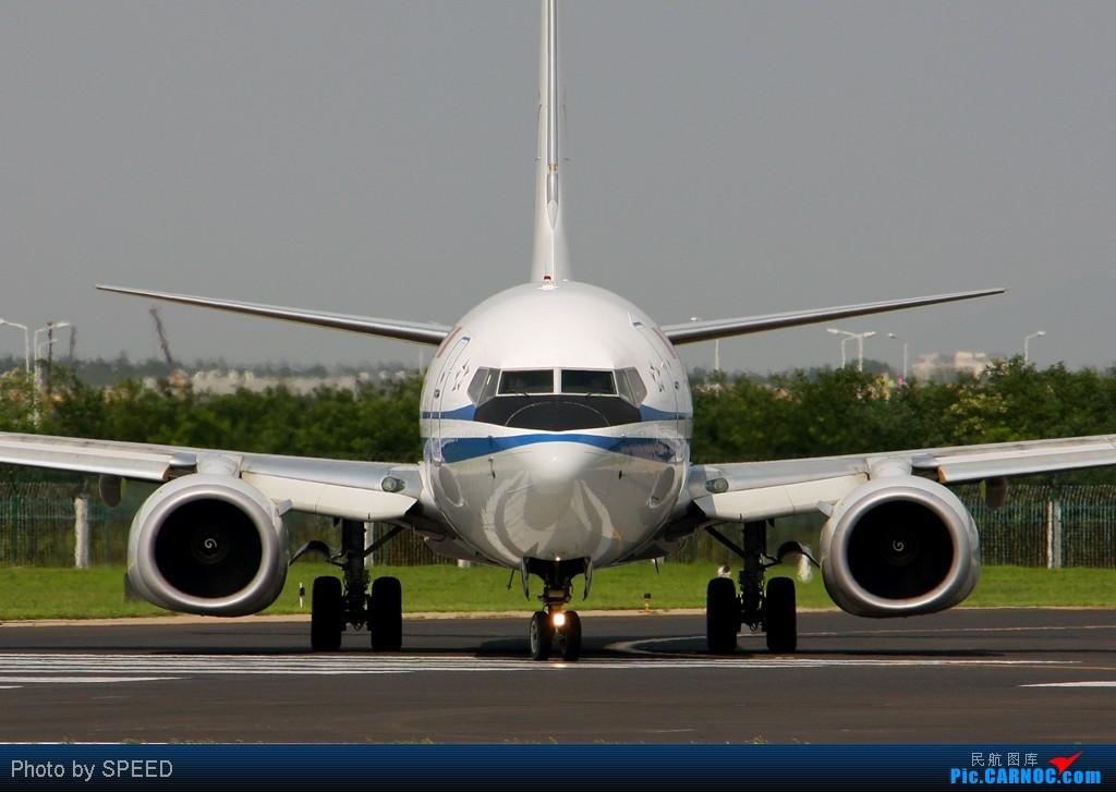 Re:[原创]18R-波音系列全大头 BOEING 737-800 B-5341 中国北京首都机场