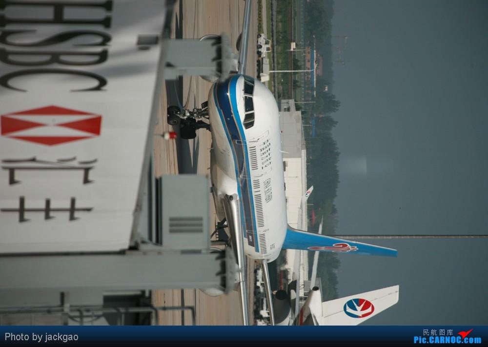Re:[原创]PEK-SHE BOEING 757-200 B-2827