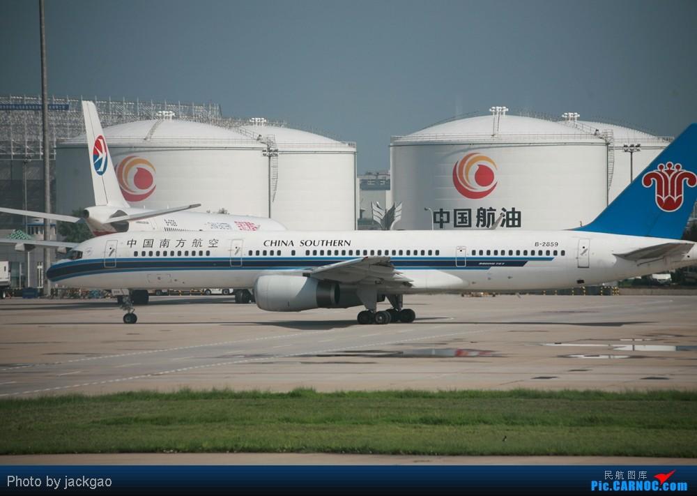 Re:[原创]PEK-SHE BOEING 757-200 B-2859