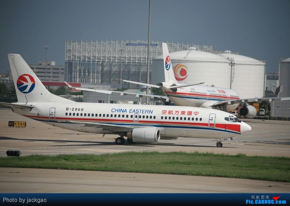 Re:[原创]PEK-SHE BOEING 737-300 B-2969