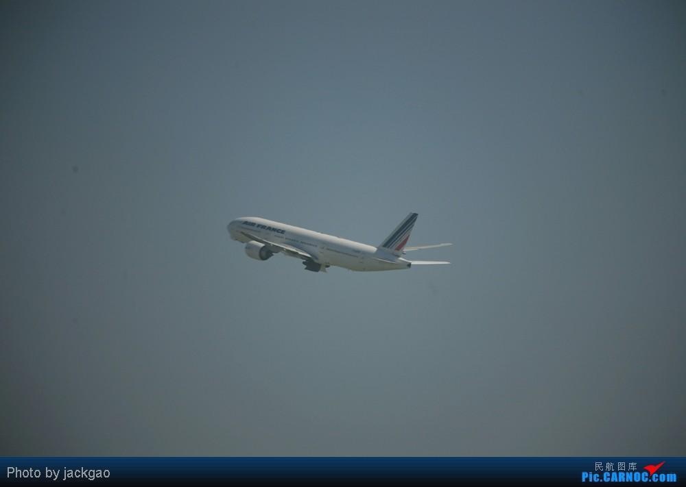 Re:[原创]PEK-SHE BOEING 777-200 F-GSPB