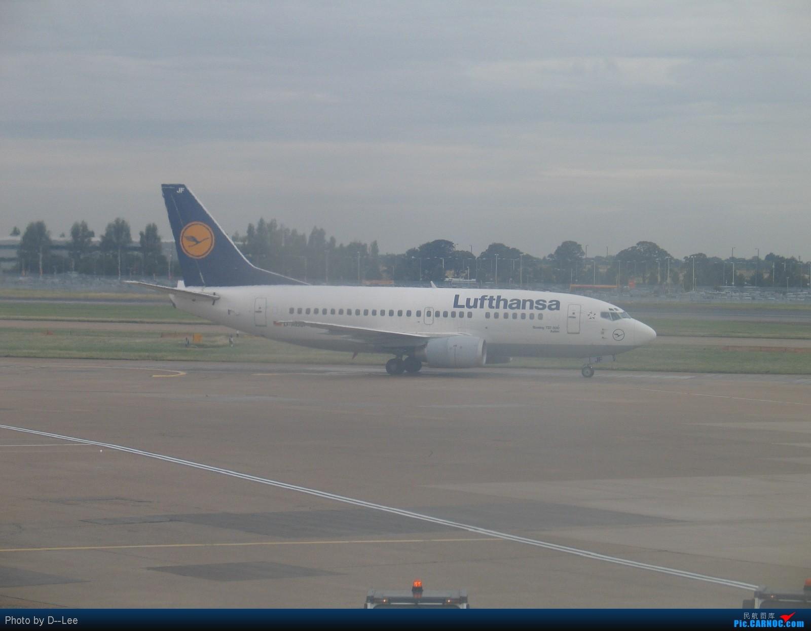 Re:[原创]希思罗的图库我放上来了 737  London Heathrow