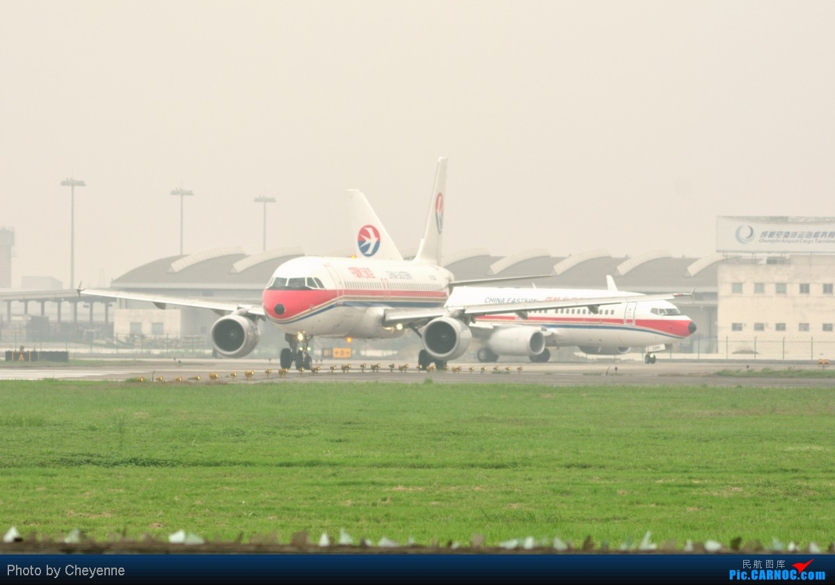 Re:[原创]管它天有多烂,多阴,多雾,打机还是得进行的!!! AIRBUS A320-214 B-2230 中国成都双流机场