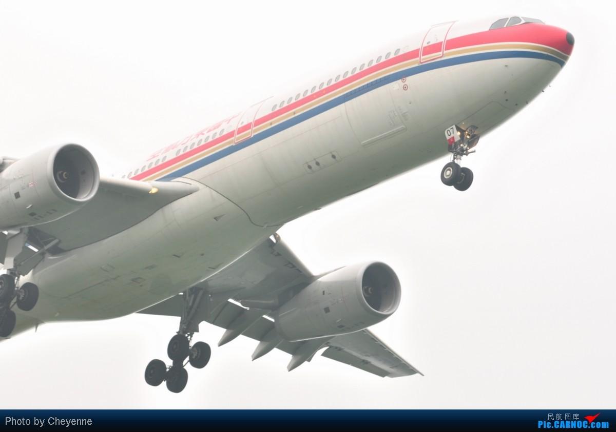 Re:[原创]管它天有多烂,多阴,多雾,打机还是得进行的!!! AIRBUS A330-343X B-6507 中国成都双流机场