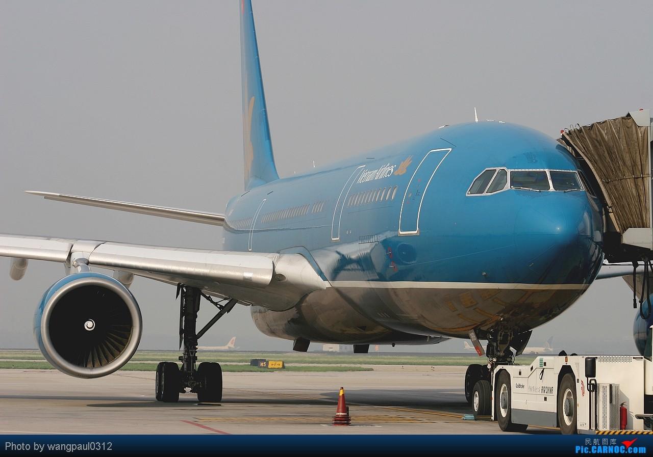 Re:[原创]内地首发金莲花330?列位上眼啦! AIRBUS A330-223 VN-A369 北京首都国际机场