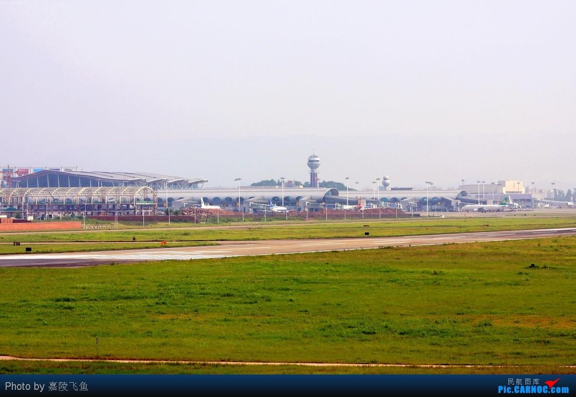 [原创]晒晒八月的重庆江北机场    中国重庆江北机场