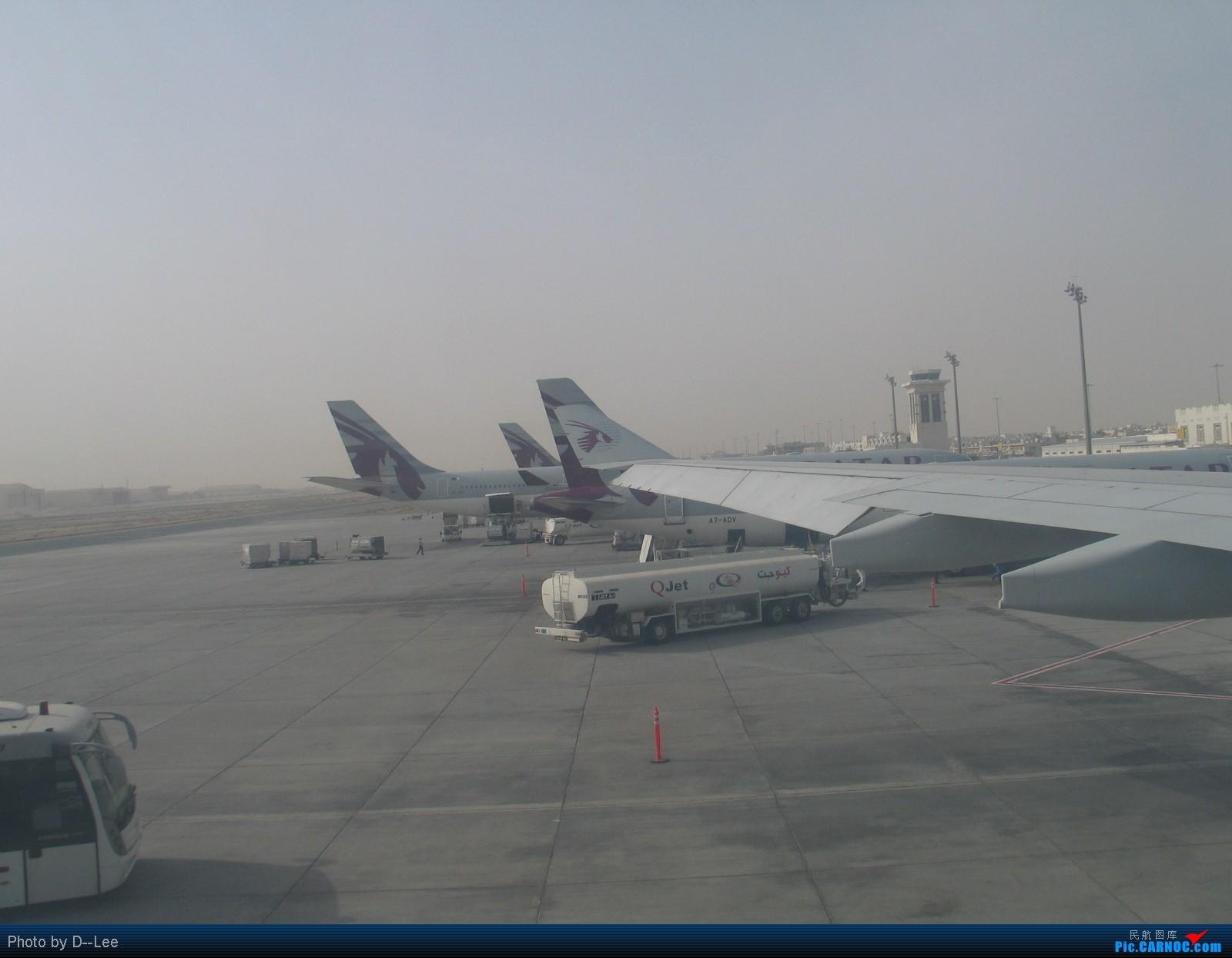 [原创]多哈机场的倩影    Qatar DOHA
