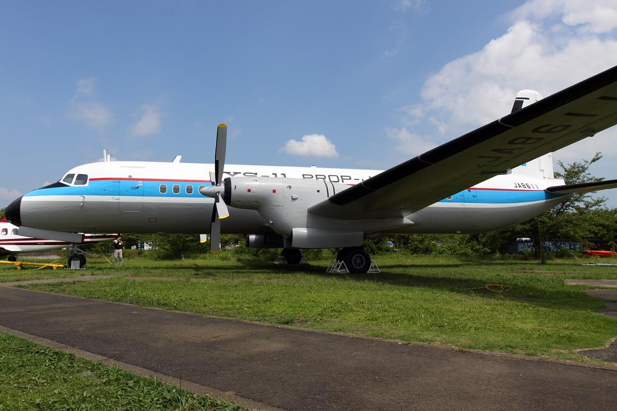 Re:『XIANTONG與飛機系列』游航空科學博物館---館外篇
