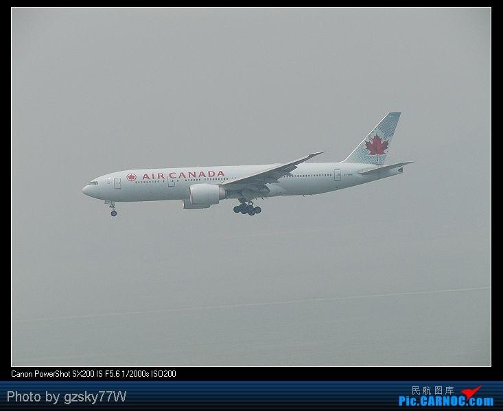 Re:[原创][深圳飞友会]深港两地机场二日游 BOEING 777-200 C-FNND 中国香港赤鱲角国际机场