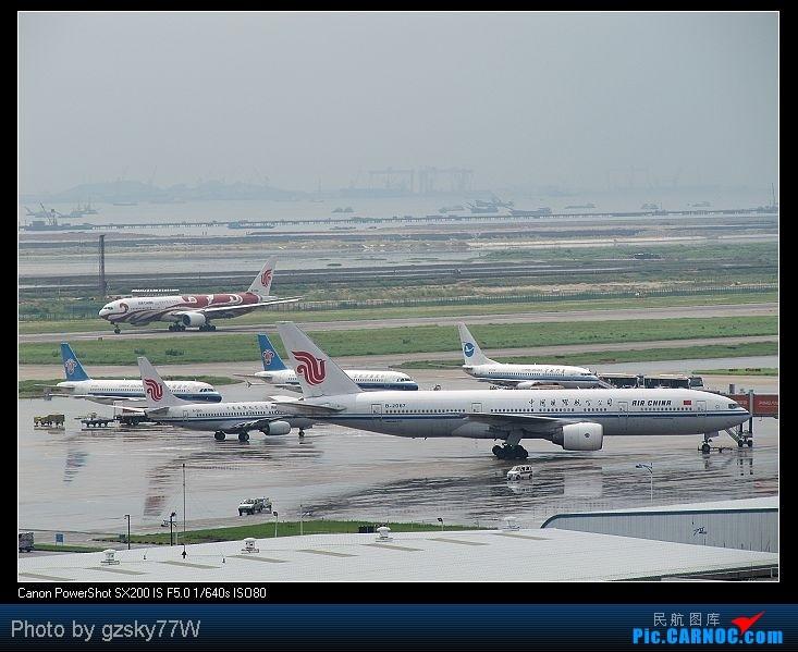 Re:[原创][深圳飞友会]深港两地机场二日游 BOEING 777-200 B-2060 中国深圳宝安机场  飞友