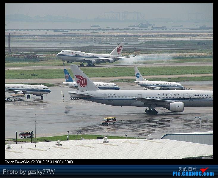 Re:[原创][深圳飞友会]深港两地机场二日游 BOEING 747-400 B-2470 中国深圳宝安机场  飞友