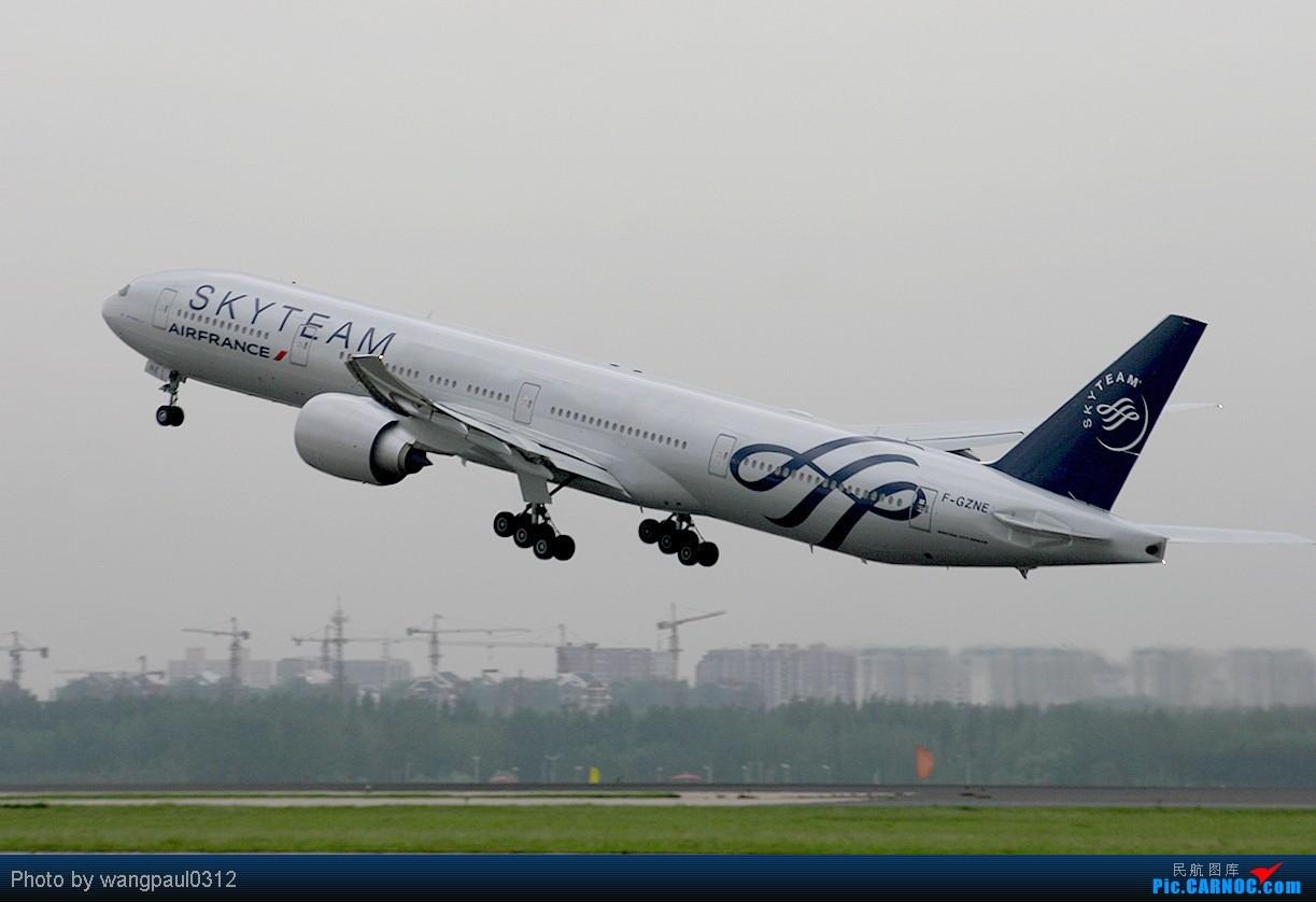 Re:[原创]法航天合联盟涂装777首次光临首都机场 BOEING 777-328/ER F-GZNE 北京首都国际机场