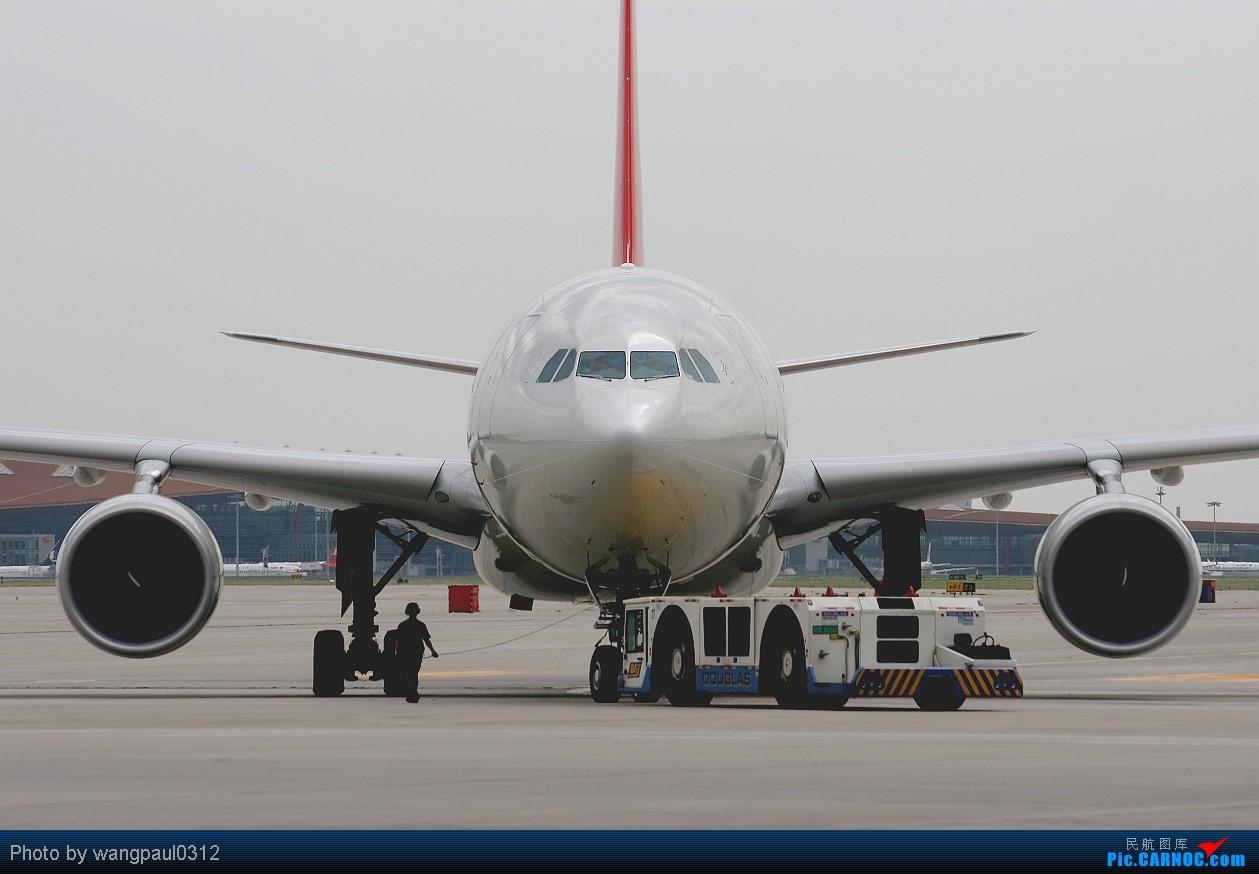 Re:[原创]法航天合联盟涂装777首次光临首都机场 AIRBUS A330-323X N813NW 北京首都国际机场