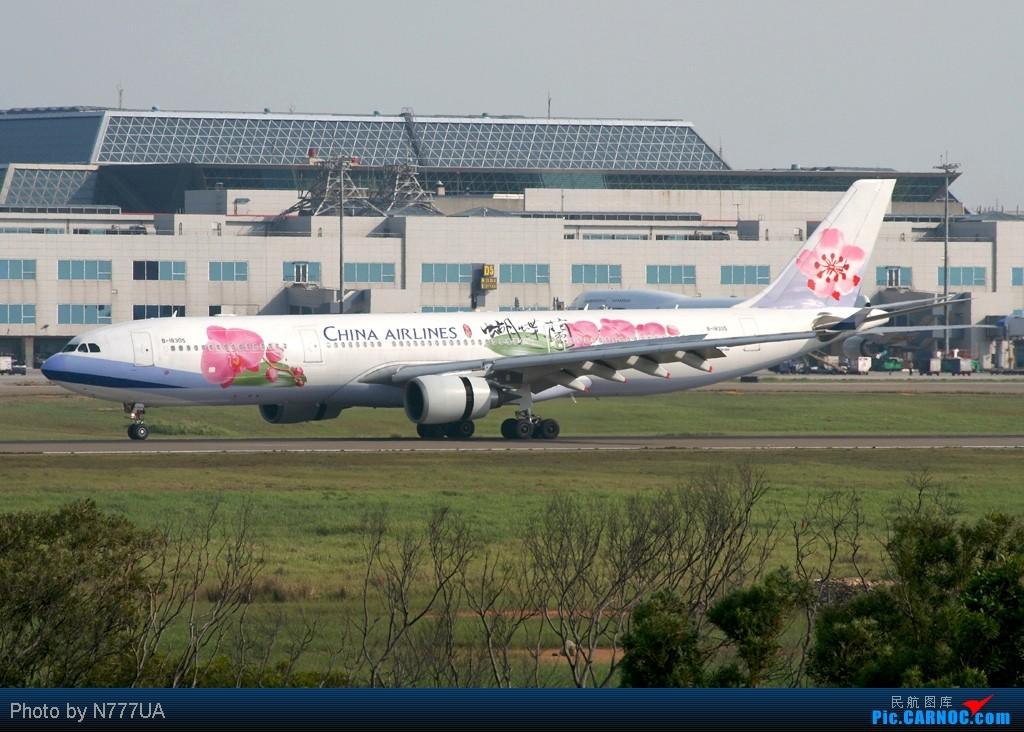 Re:[高雄/深圳/上海/北京飞友会]发张华航庆祝第21届2009台北听障奥运倒数一周 AIRBUS A330-300 B-18305 RCTP