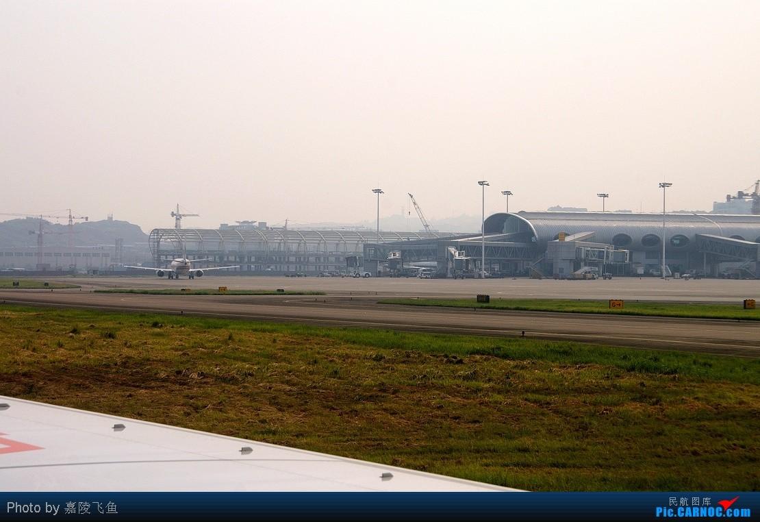 Re:Re:[原创]晒晒八月的重庆江北机场    中国重庆江北机场