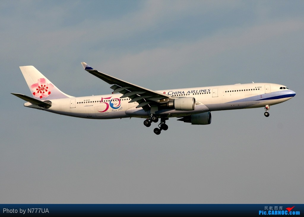 Re:[原创][高雄/深圳/上海/北京飞友会]发张华航庆祝第21届2009台北听障奥运倒数一周 AIRBUS A330-300 B-18312 RCTP