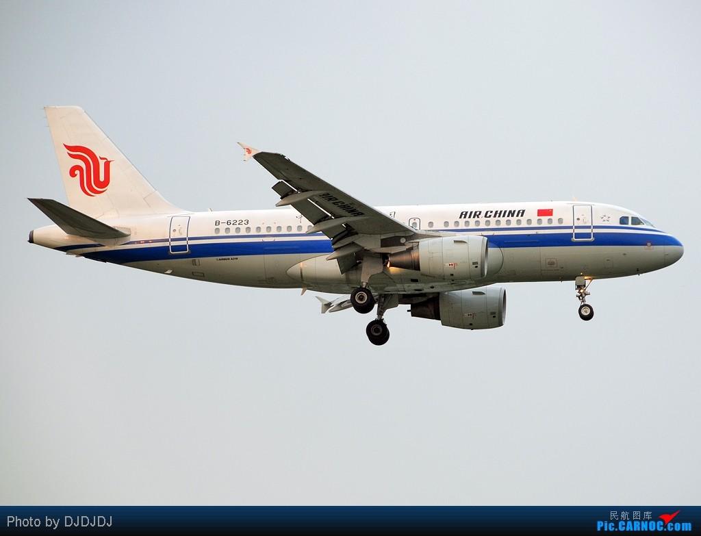 Re:[原创]SZX-白天黑夜都不许堕落,因为01无处不在 AIRBUS A319-100 B-6223 中国深圳宝安机场