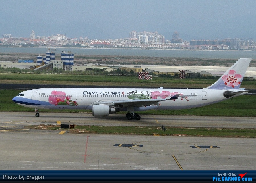 Re:华航A330首航厦门 AIRBUS A330-300 B-18305 中国厦门机场