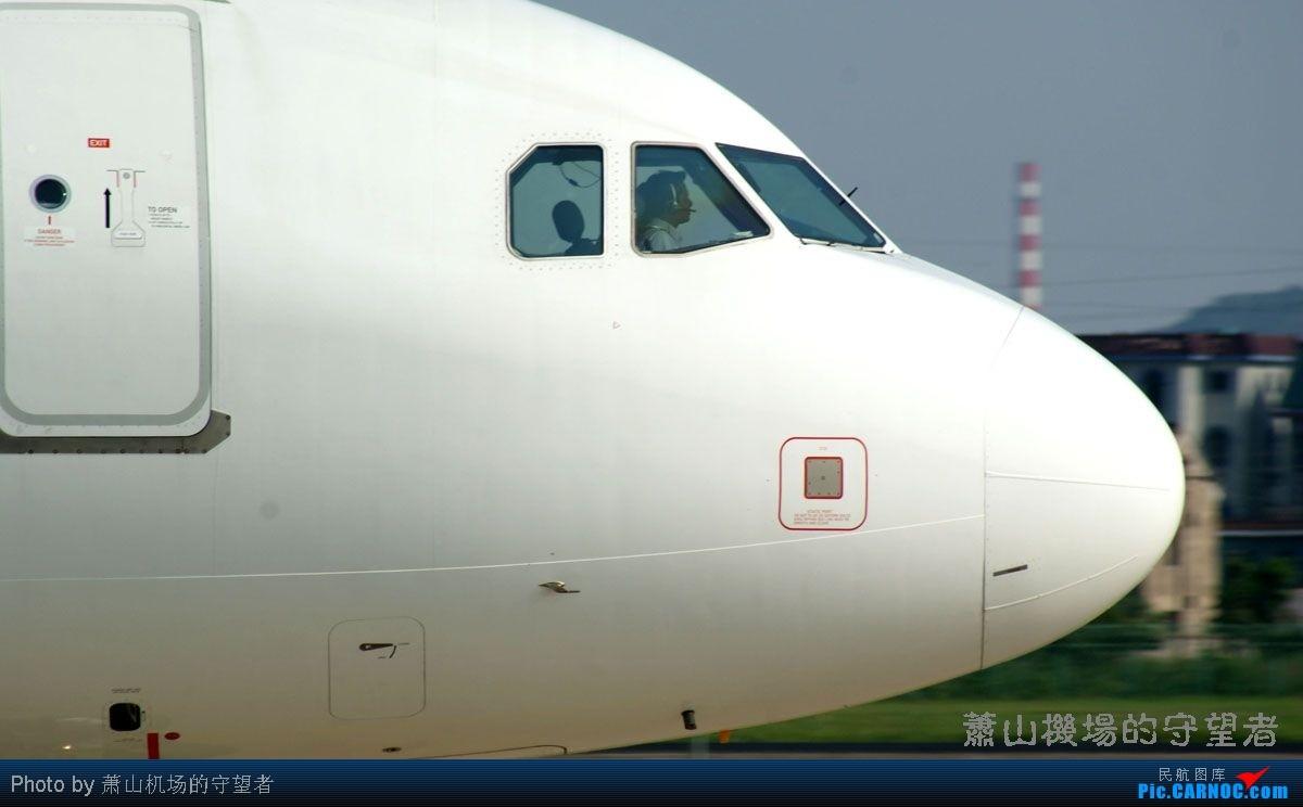 Re:[原创]【杭州飞友会】HGH重返07神仙位 A320 RP-C8609 中国杭州萧山机场