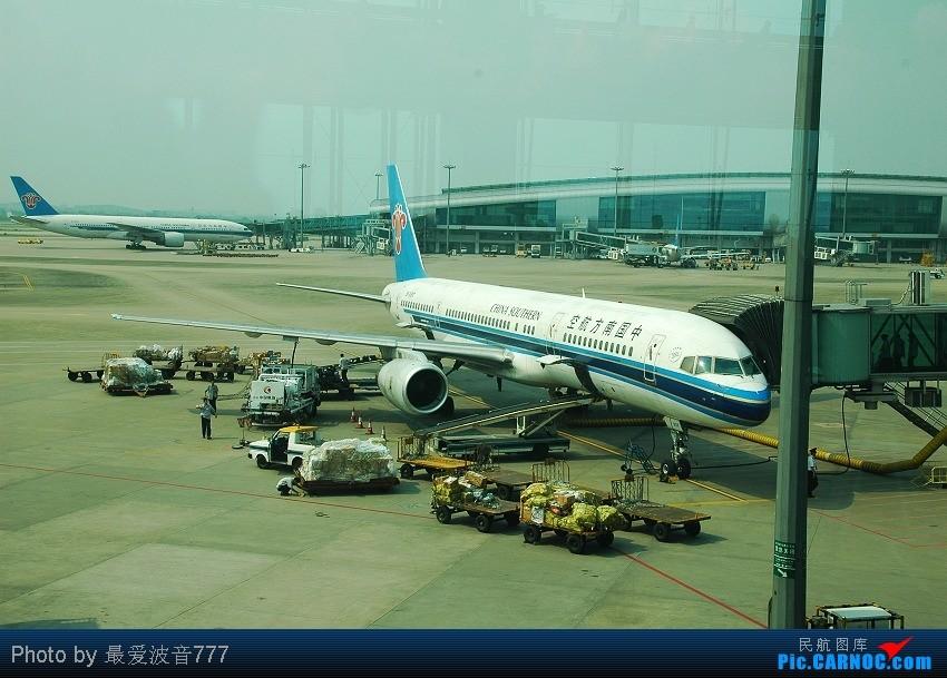 Re:[原创]09夏秋回乡,返蓉记录 CZ+MU+CA体验国内航空三巨头 BOEING 757-200 B-2817 中国广州白云机场