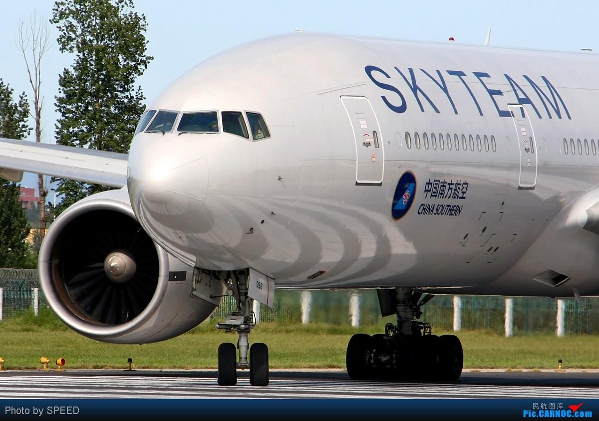 Re:[原创]让我仔仔细细、认认真真看一下 BOEING 777-200ER B-2056 中国北京首都机场