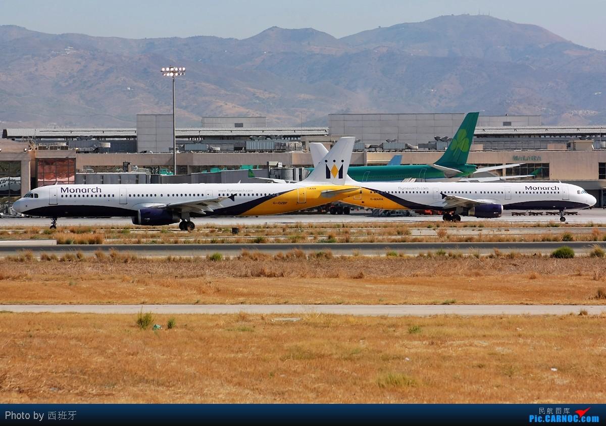 [原创]「福州飞友会」龙兄虎第! AIRBUS A321-200 G-OZBF Spain MALAGA