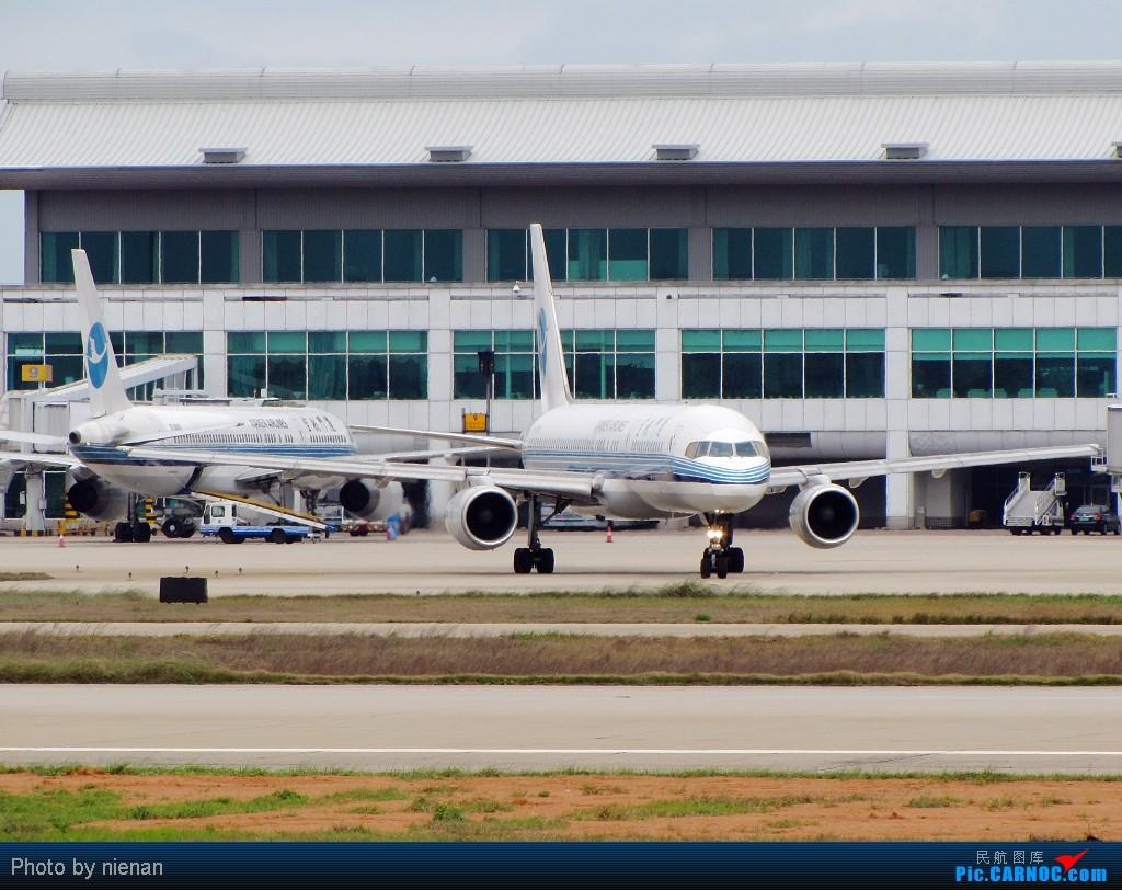 Re:[原创]「福州飞友会」龙兄虎第! BOEING 757-200 B-2829 中国福州长乐机场