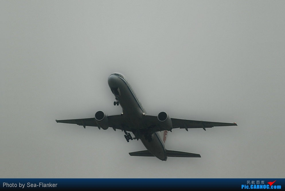 Re:[原创]怒而飞,其翼若垂天之云 B757 B-2839 NKG