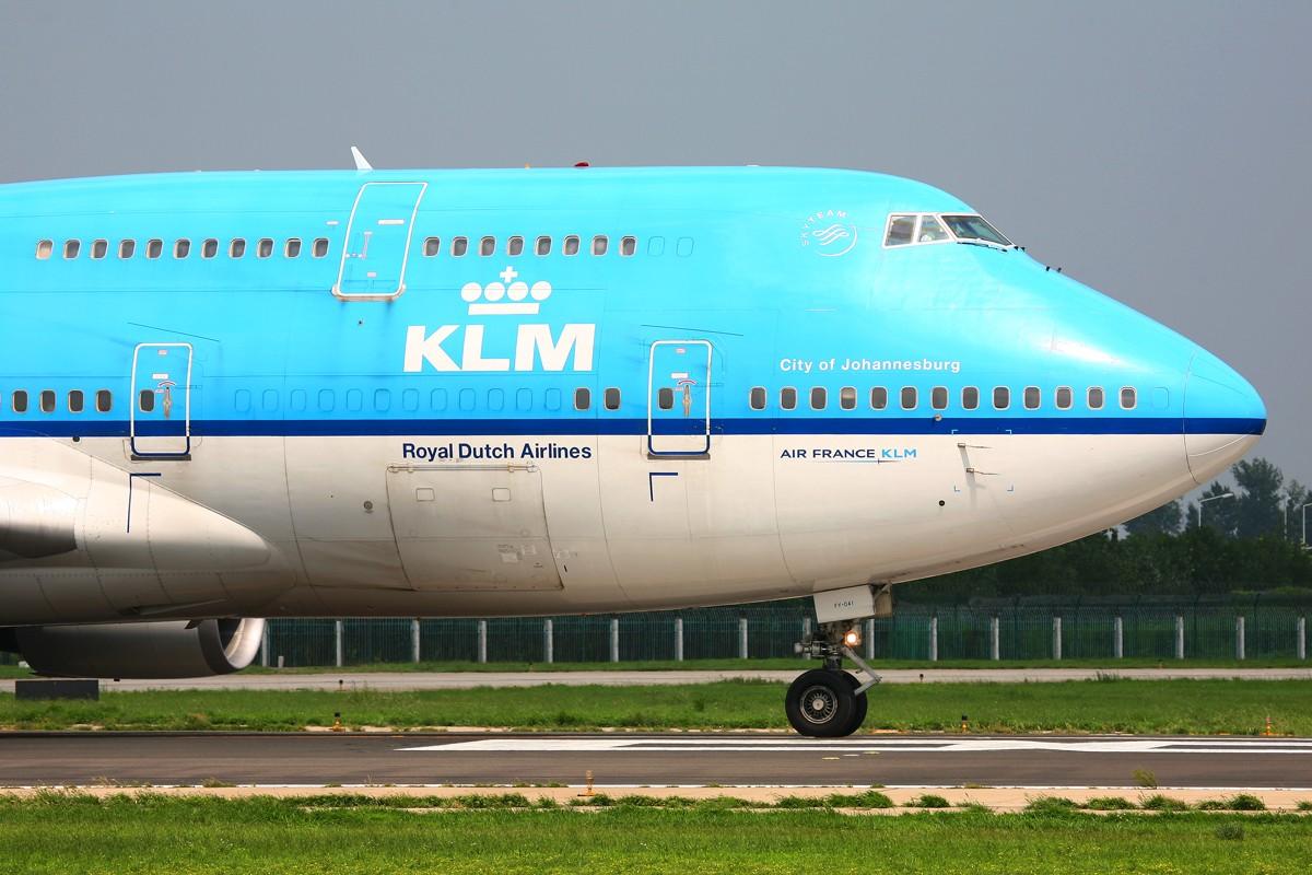 Re:[原创]【PEK】外航330+777+747,还有川航,东航!~ BOEING 747-400 PH-BFY 中国北京首都机场