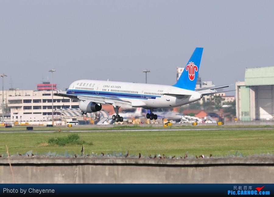 Re:[原创]晴空万里贺佳节,婵娟金凤舞双流! BOEING 757-200 B-2838 中国成都双流机场
