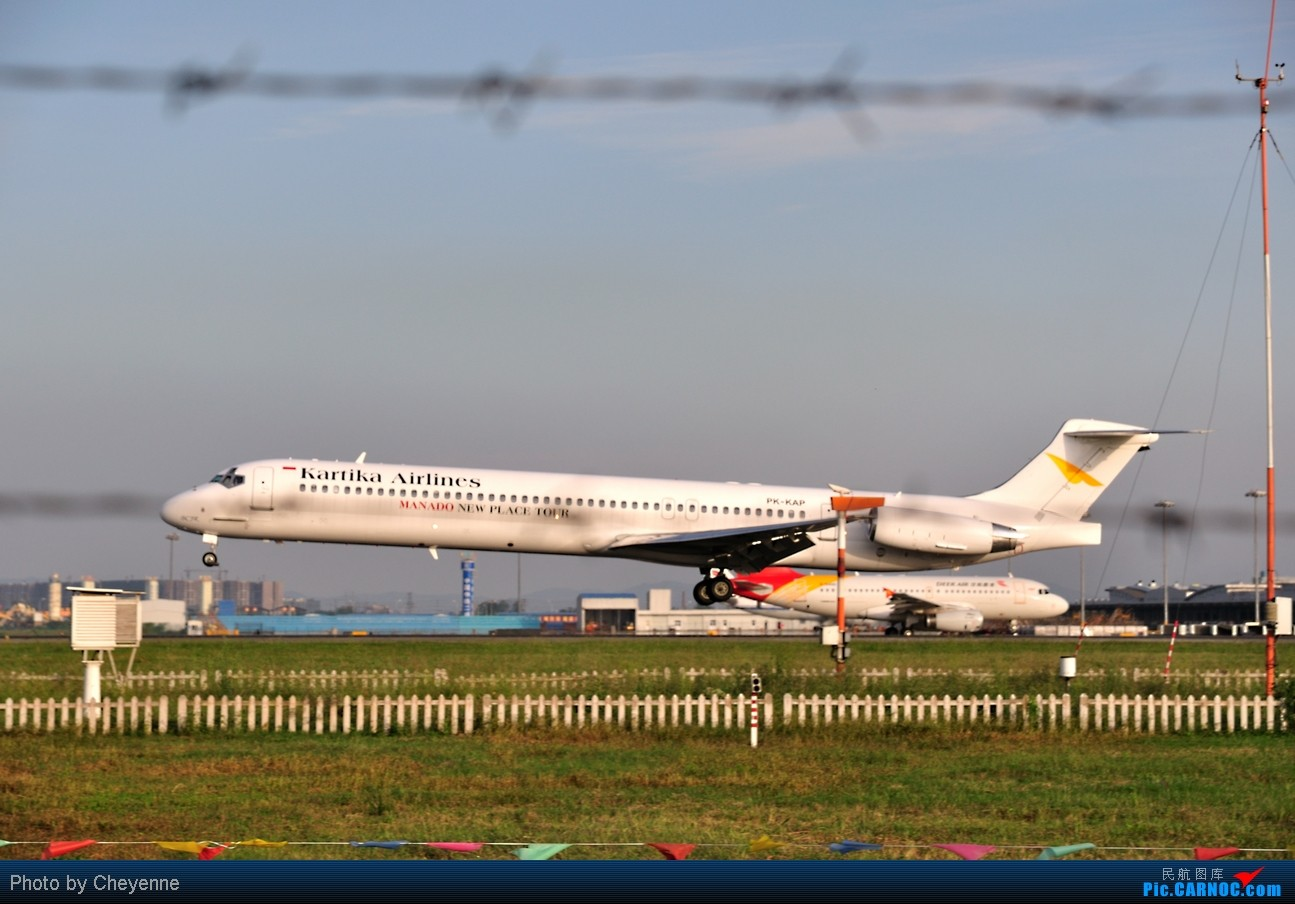Re:[原创]晴空万里贺佳节,婵娟金凤舞双流! AIRBUS A320-200 PK-KAP 中国成都双流机场