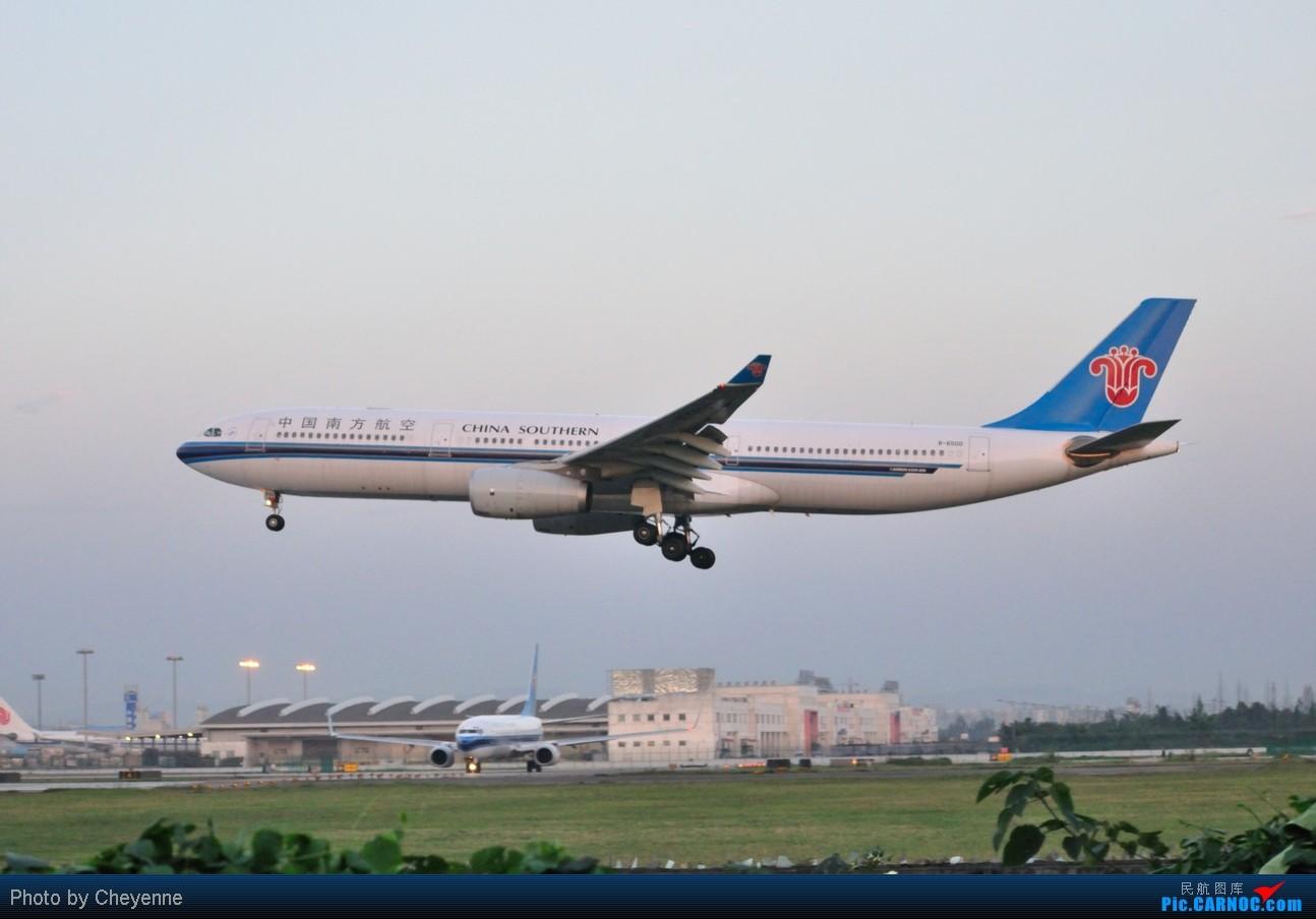 Re:[原创]晴空万里贺佳节,婵娟金凤舞双流! AIRBUS A330-300 B-6500 中国成都双流机场