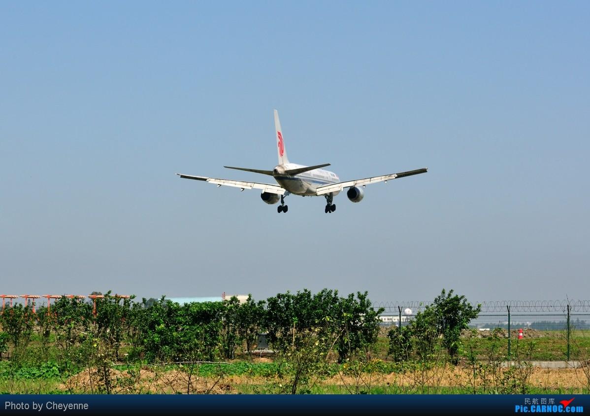 Re:[原创]晴空万里贺佳节,婵娟金凤舞双流! BOEING 757-200 B-2839 中国成都双流机场