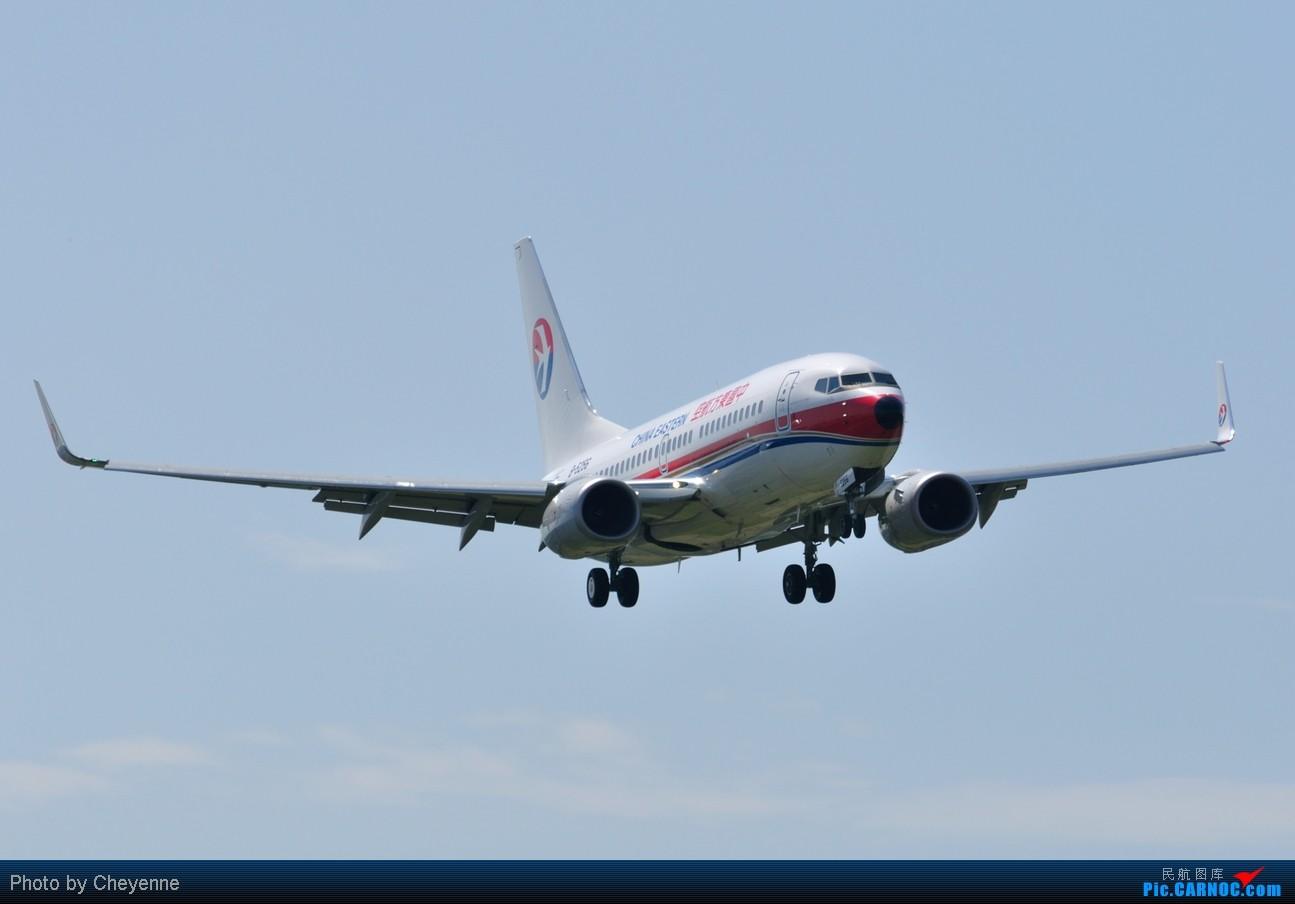Re:[原创]晴空万里贺佳节,婵娟金凤舞双流! BOEING 737-700 B-5243 中国成都双流机场